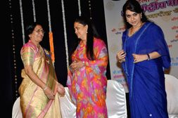 women s day celebrations bharatiya janata party bjp leader and former