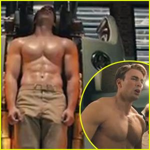 Captain America Penis