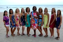 Miss Flagler County 2010 Scholarship Pageant Contestants, Ages 1623