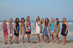 Miss Junior 2011 Flagler County Contestants, Ages 1215 | FlaglerLive