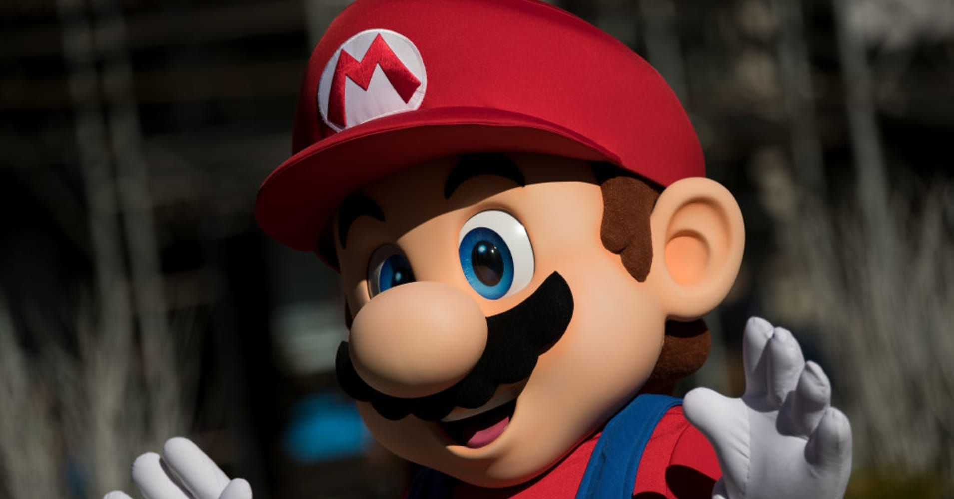 Nintendo adds $2.2 billion to market cap as shares touch 8-year high following release of major game - CNBC