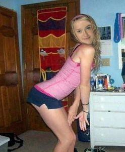 In this fake picture, Dakota Fanning is posing for us, wearing short