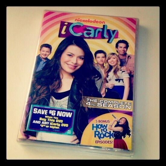 Icarly Season 4