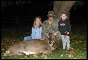 Kid that Peed His Pants Picture - by Bowsite com Bowhunting