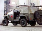 GAZ 67 B  K�belwagen, Gel�ndewagen der Roten Armee, diese Fahrzeuge