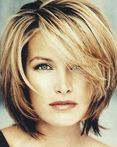 Medium layered haircuts for women over 50 pictures 2