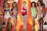 Another study says, 30% of Girls� Clothing Is Sexualized in Major
