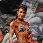 Cindy Herron - 2009 NPC Kentucky - RX Muscle Gallery