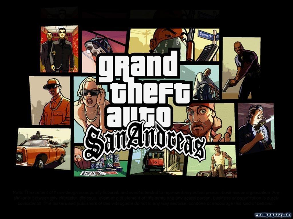 Gta San Andreas Full Game Pc Gt