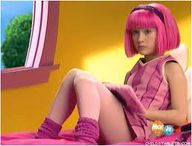 Julianna Rose from LazyTown (Stephanie) In Adult Modeling