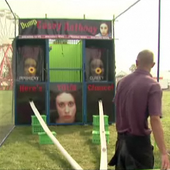 Casey Anthony Dunking Booth At Fair In Kentucky Shut Down