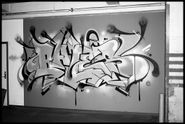 Bates New Works �Streets of Copenhagen� Street art meets Graffiti