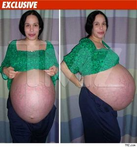 TMZ PHOTO OF OCTUPLETS MOM NADYA SULEMAN « The Sports Pig's Blog