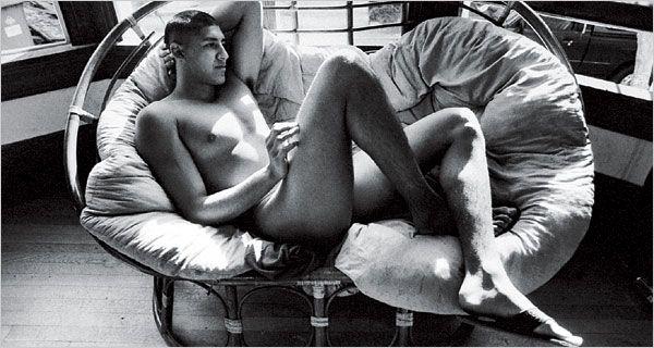 Nude Student Boy