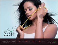 Hot Bhavana Snapshot Calendar 2011 Photo Shoot