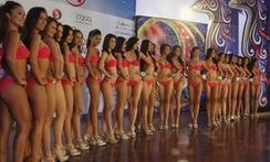 The Miss World competition being held in Indonesia this year has said