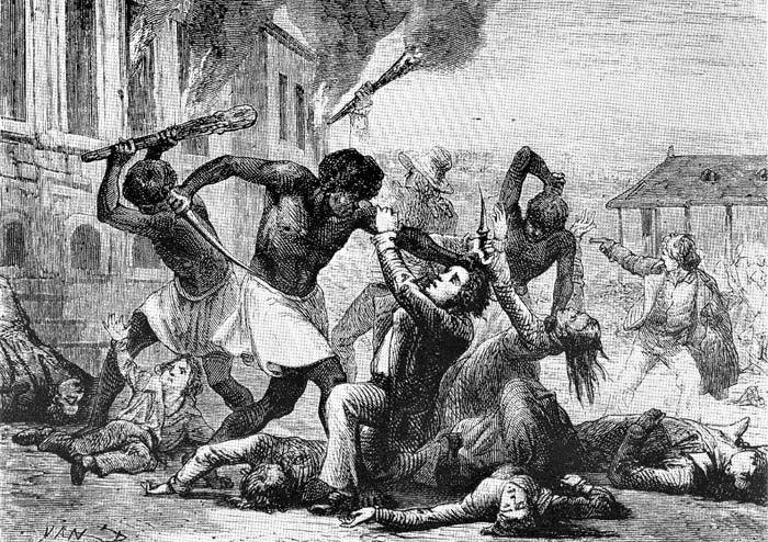 Discipline Of Slave