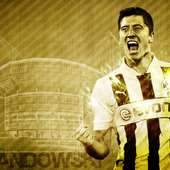 "Robert Lewandowski ""The Polish Striker"" Wallpaper, You Like It?"