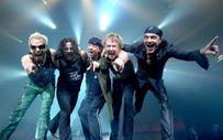 ScorpionsbandheavymetalhardrockbandfromHannover,GermanyHigh