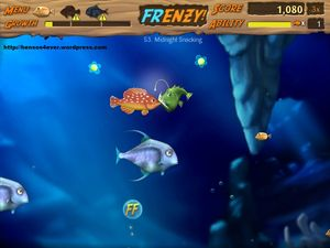Feeding Frenzy 2 | GAMES « kumpulan software gratis | tips & info