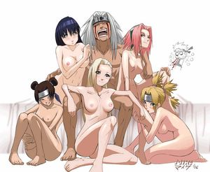 Bleach & Naruto Hentai Collection #1 » nude-ino-hentai-sakura-tenten