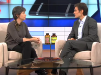 Dr. Oz Show recommends Siberian rhubarb extract and Ashwagandha for