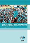 How to Reach Young Adolescents: A toolkit for educating 1014 year