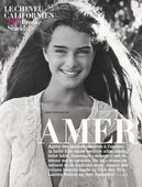 young brooke shields 1979 glamour france may 2010 image pictures