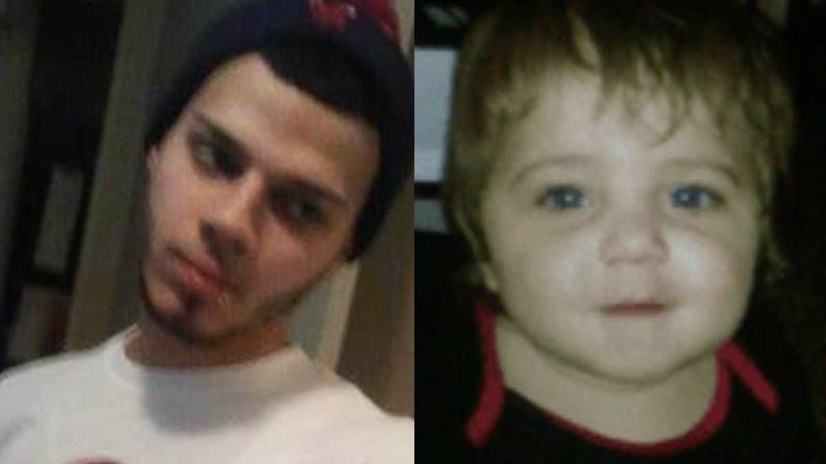 AMBER Alert issued for 21-month-old Jandel Calcorzi - WCVB Boston