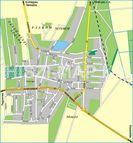 Map Kft  T  J�szNagykunSzolnok megye/county/Kenderes t�rk�p
