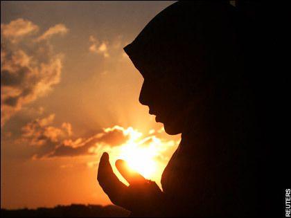 Veiled Arab Fatima