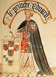 Edward III was a warrior; ambitious, unscrupulous, selfish