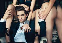 Robert Pattinson posa con mujeres desnudas en Details, pero odia las