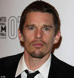 Ethan Hawke marries pregnant girlfriend in secret ceremony | Mail