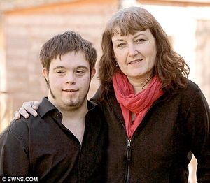 British woman is on a mission to get Otto, her 21-year-old son with