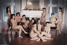 Army widow joins Calendar Girlsstyle effort to raise cash for Help