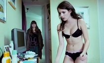 Growing up: Emma Roberts, Julia Roberts' niece appeared in lingerie in
