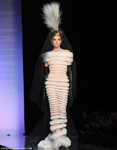 Boys will be girls: Male model Andrej Pejic was Jean Paul Gaultier's