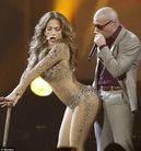 American Music Awards 2011: Jennifer Lopez and Casper Smart perform