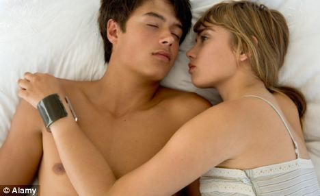 Young Teens Having Got Laid Hard