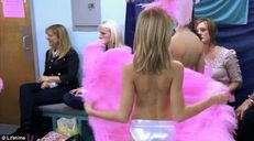 Dance Moms hits a new low: Girls as young as EIGHT wear nude bikinis