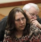 Susan Powell's parents stare down her father-in-law as jury
