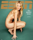 star Daniela Hantuchova and NFL hunk Rob Gronkowski pose nude for ESPN