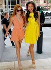Shake It Up stars Bella Thorne and Zendaya turn heads in eyecatching