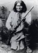 An Outmoded Ritual: Geronimo's mother, wife and children were killed