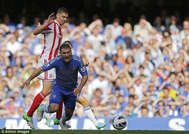 Chelsea Vs Stoke City Yesterday
