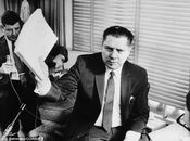 Jimmy Hoffa's body was run through a WOOD CHIPPER and that his remains