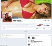 Jailbait: This Facebook page, called Bikini Jailbait, has sparked
