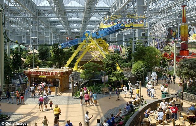 Mall Of America Fight