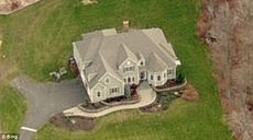 Nancy Lanza's home in Newtown, Connecticut, was raided after 2 pm on